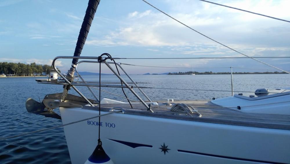 Rental Sailboat in Attica - Jeanneau Sun Odyssey 39i