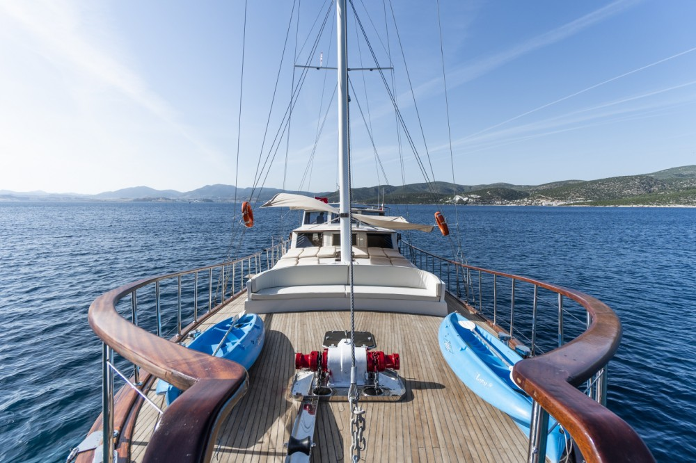 Rental Sailboat in Aegean Region - Gulet Lux