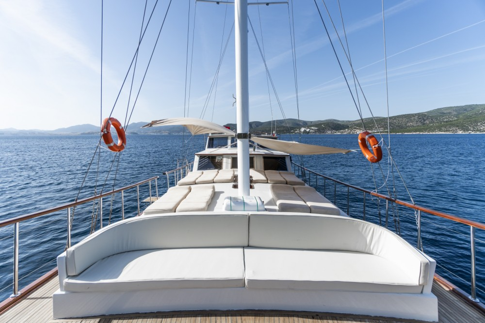 Boat rental Aegean Region cheap Lux