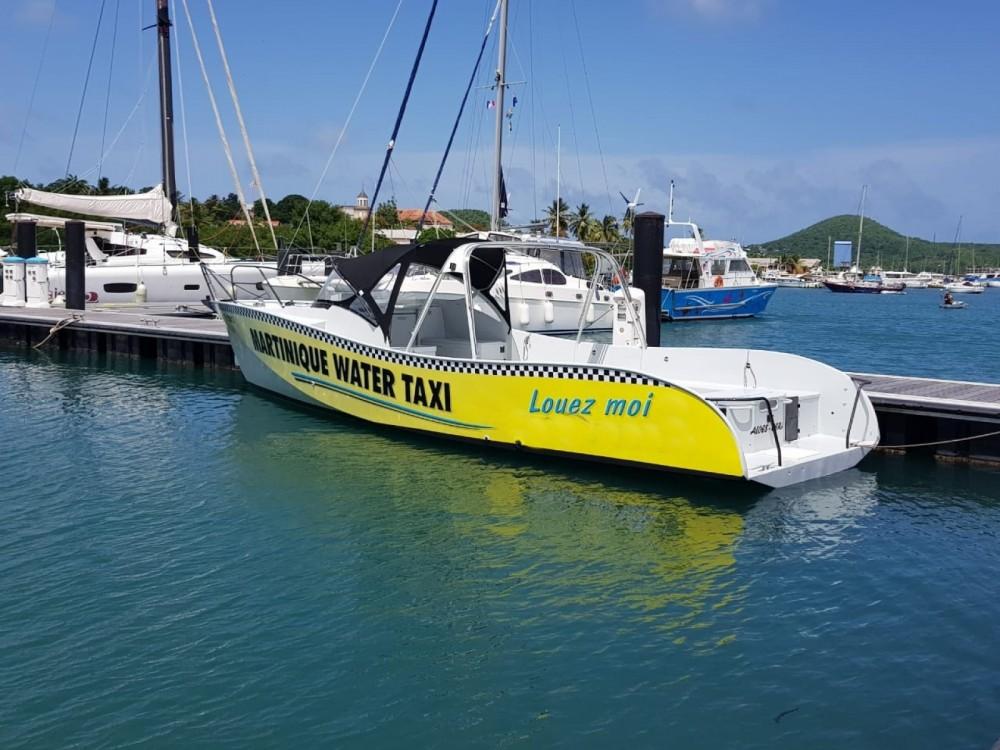 Rental Motor boat in Fort-de-France - YOKE OX1