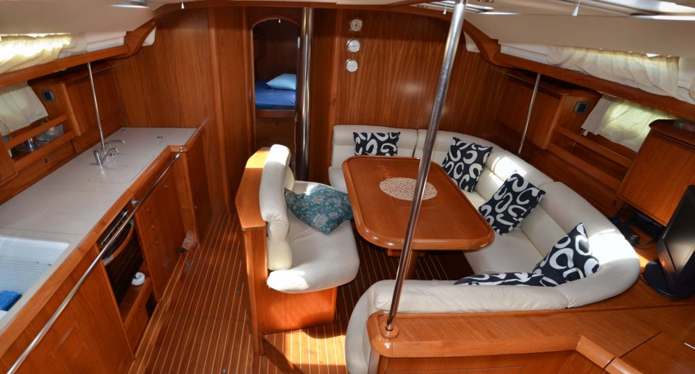 Rental Sailboat in Marsala - Jeanneau Sun Odyssey 49