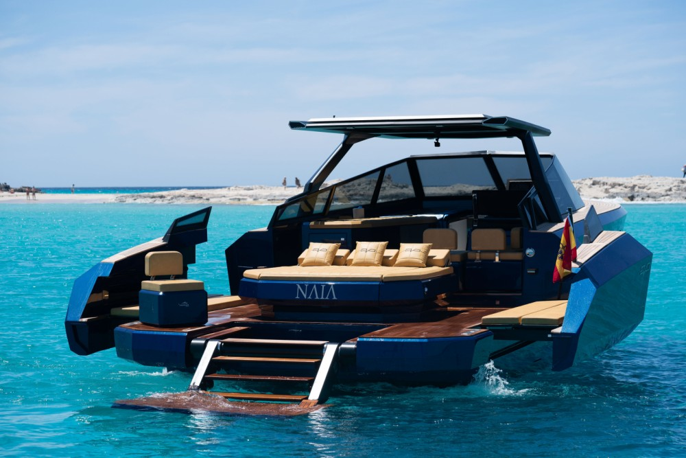 Boat rental Eivissa cheap EVO 43