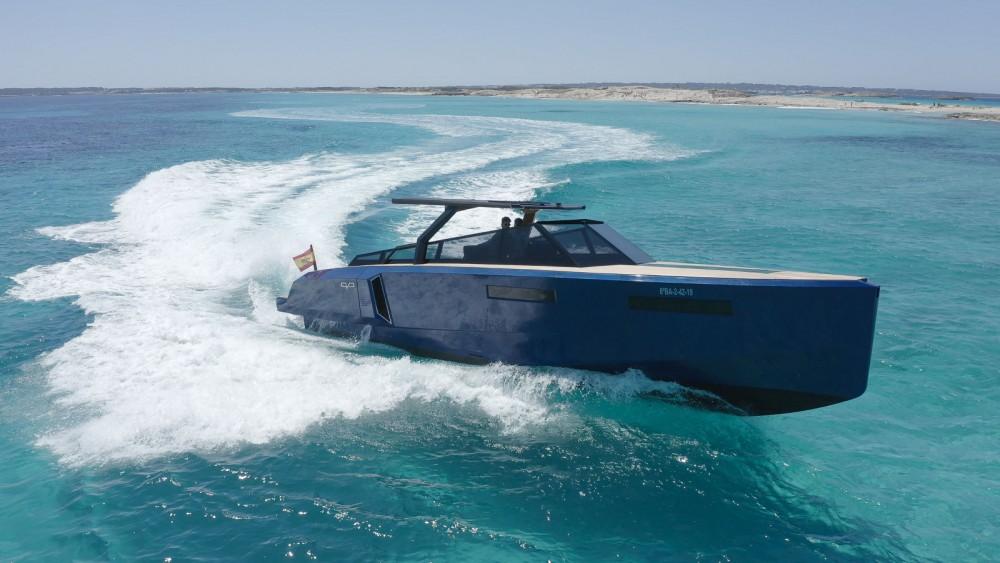 Rental yacht Eivissa - EVO Yachts EVO 43 on SamBoat
