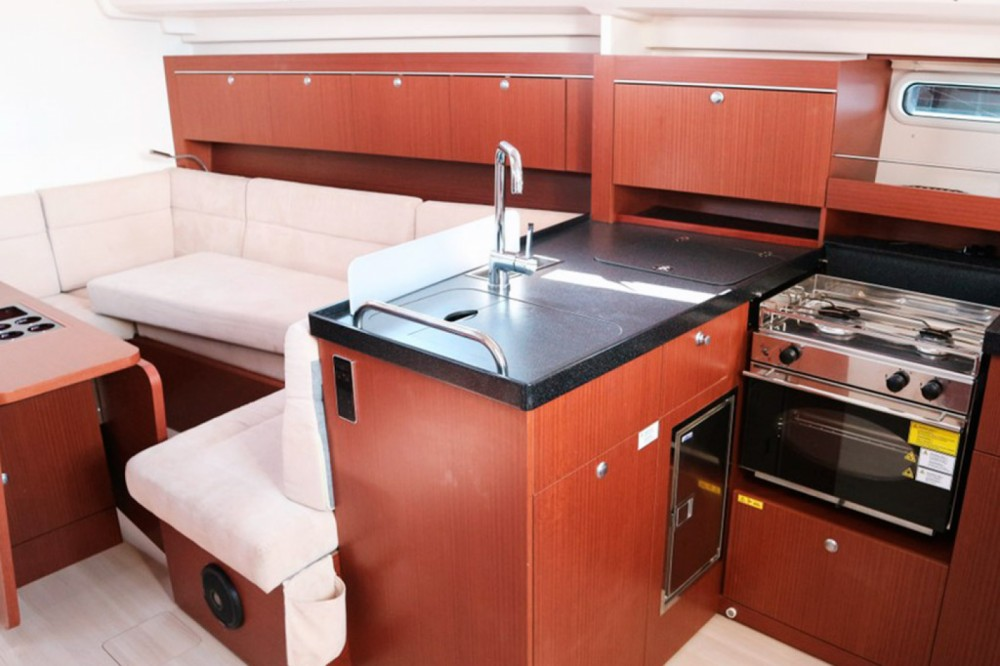 Rental Sailboat in Cartagena - Hanse Hanse 415