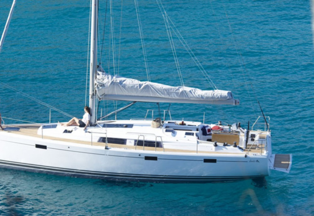 Boat rental Cartagena cheap Hanse 415