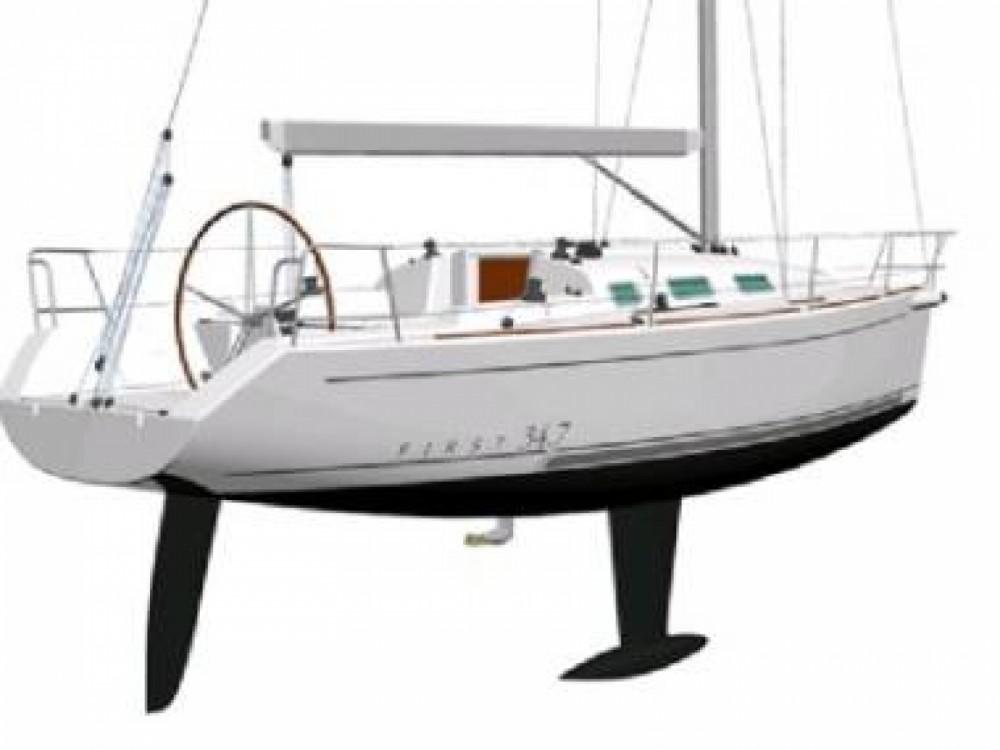 Sailboat for rent Santa Teresa Gallura at the best price