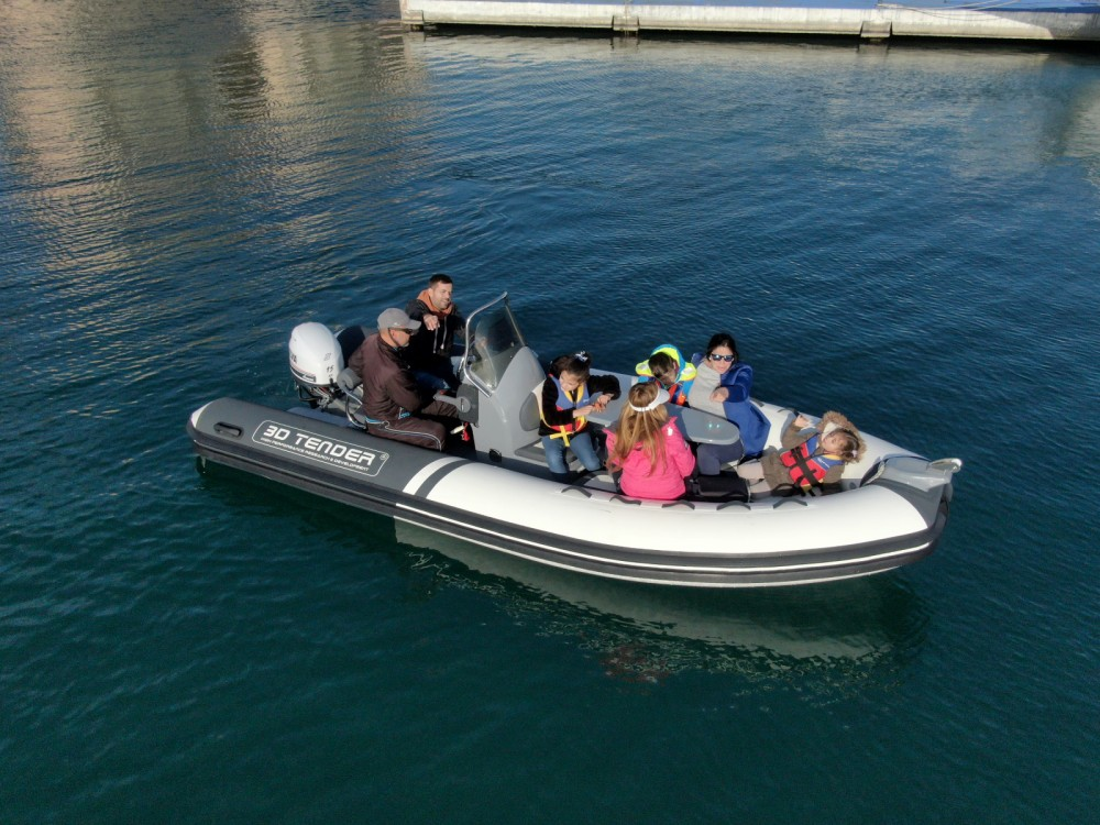 RIB for rent Cartagena at the best price