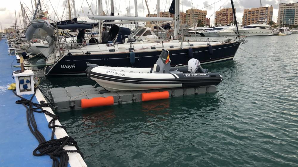 Boat rental Cartagena cheap Lux 500