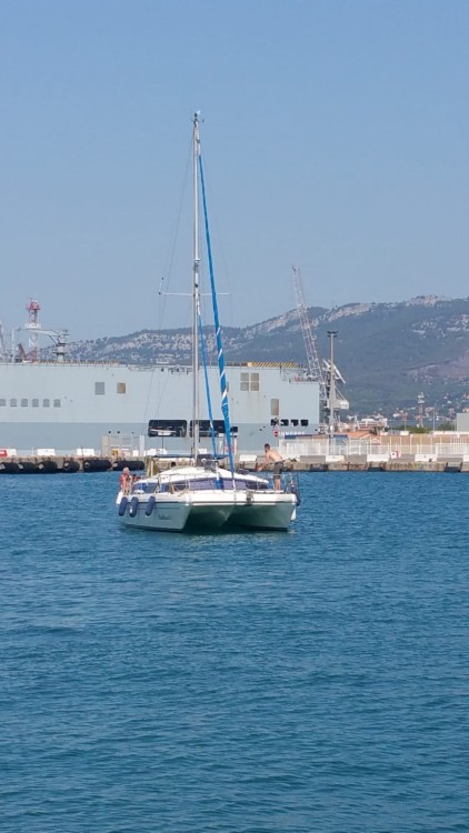 Rental Catamaran in Hyères - PROUT Event 34