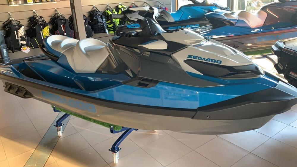Rental yacht  - Seadoo GTX155 on SamBoat