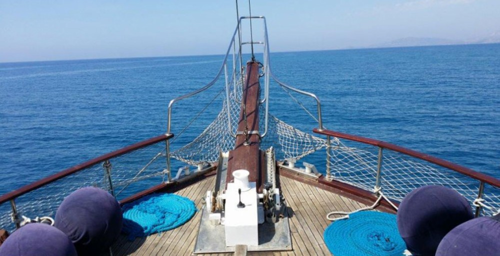 Hire Sailboat with or without skipper goletta