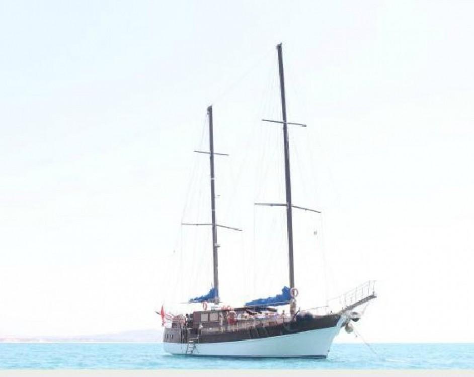 Rental Sailboat in  - goletta goletta turca