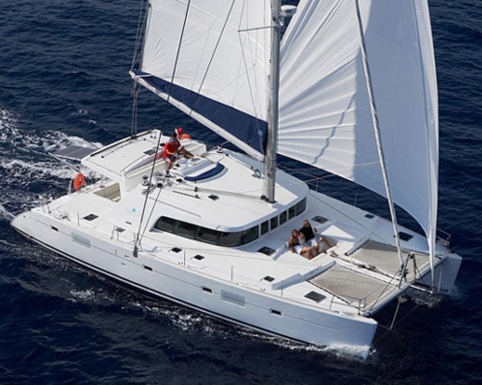 Rental Catamaran in Athens - Lagoon Lagoon 500