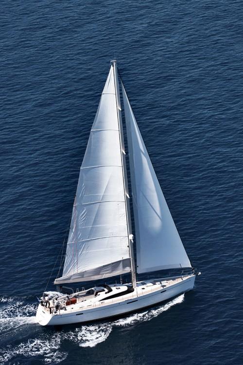 Rental Sailboat in Athens - Gianetti Gianetti Star 64