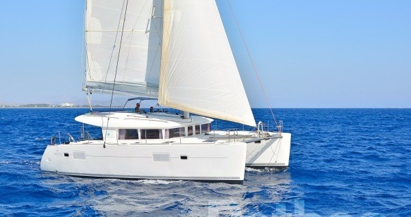 Catamaran for rent Skiathos at the best price