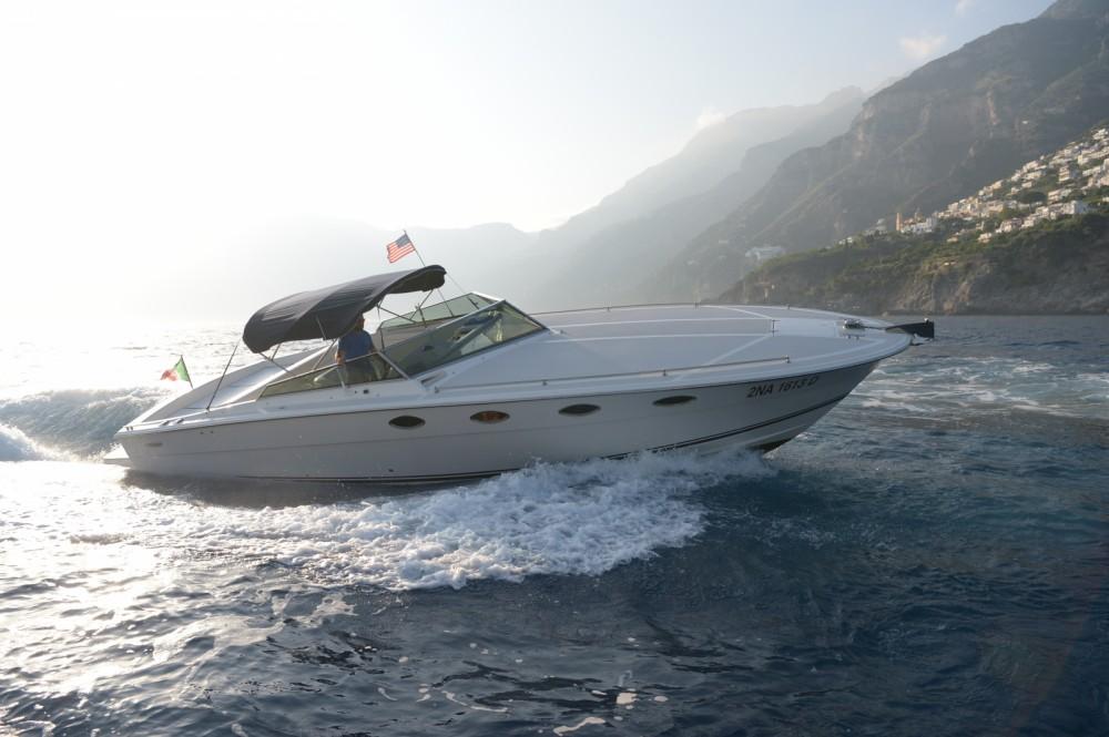 Rental Motor boat in Maiori - Tornado Tornado 38 Flush Deck