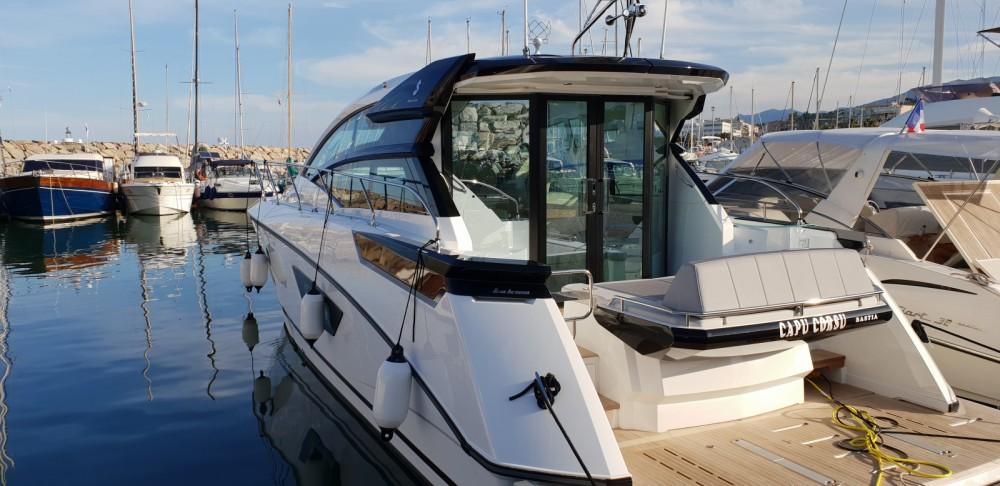 Boat rental Bénéteau GT 46 in Calvi on Samboat