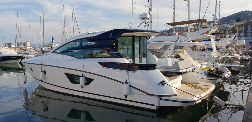 Boat rental Calvi cheap GT 46