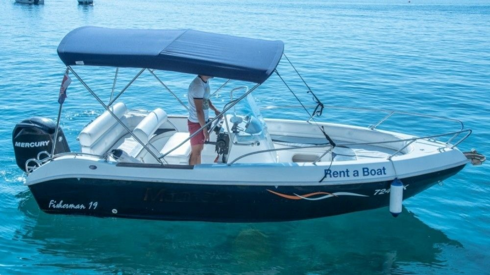Hire Motorboat with or without skipper Marinello Grad Rijeka
