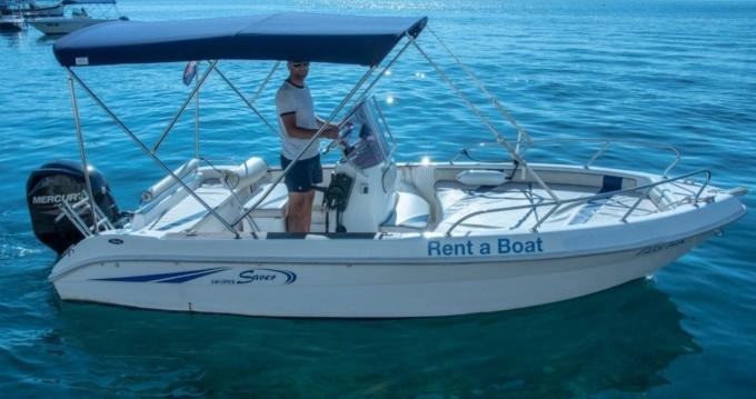 Boat rental Saver 540 in Rijeka on Samboat