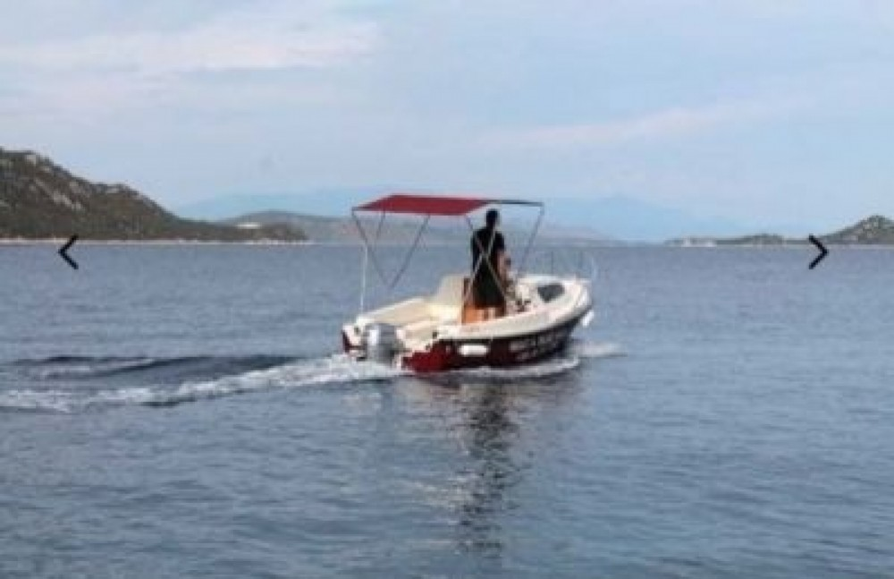 Boat rental Vinišće cheap 501