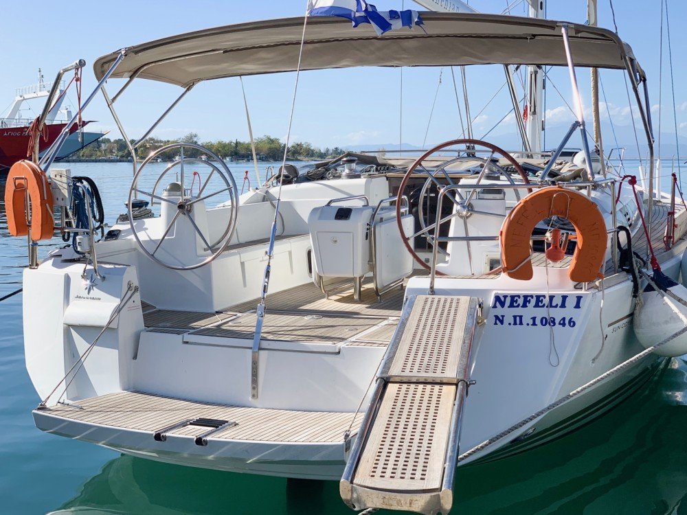 Hire Sailboat with or without skipper Jeanneau Volos Municipality