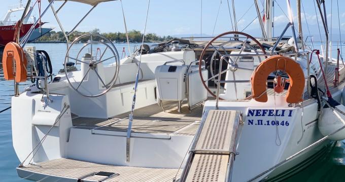 Rental Sailboat in Volos - Jeanneau Sun Odyssey 509