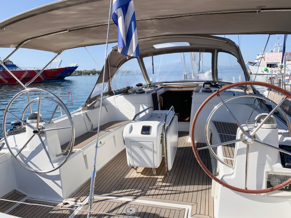 Boat rental Volos Municipality cheap Sun Odyssey 509