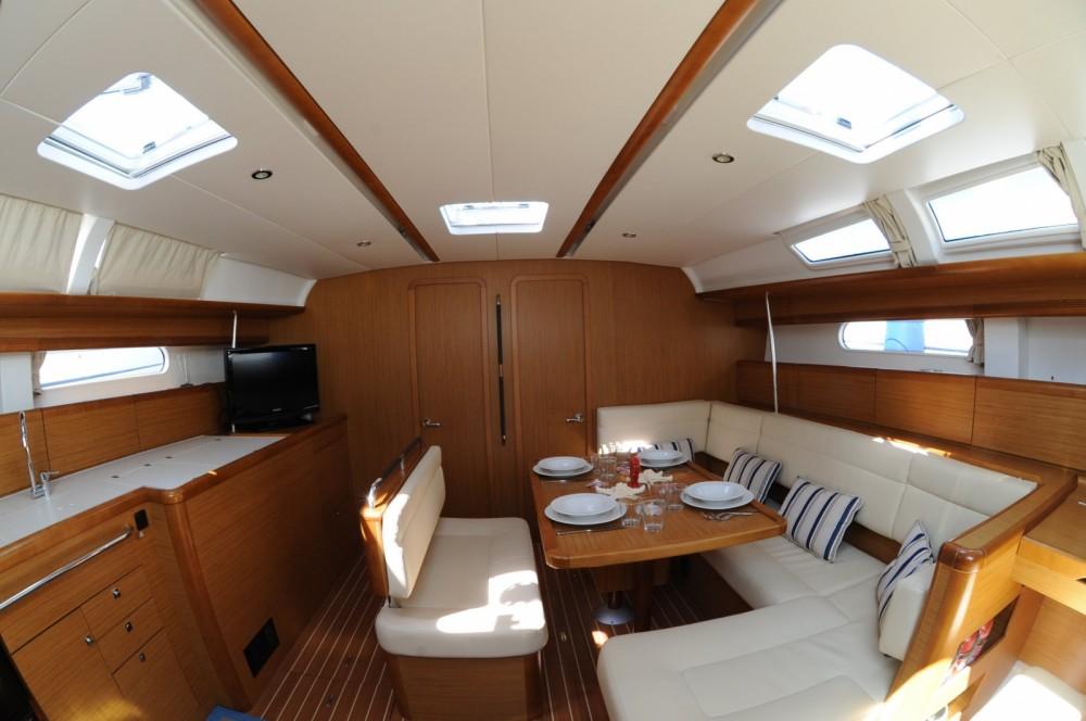 Boat rental Jeanneau Sun Odyssey 49i in Volos on Samboat
