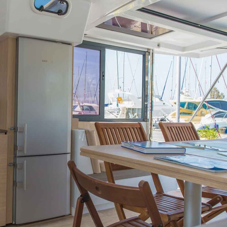 Catamaran for rent Volos at the best price