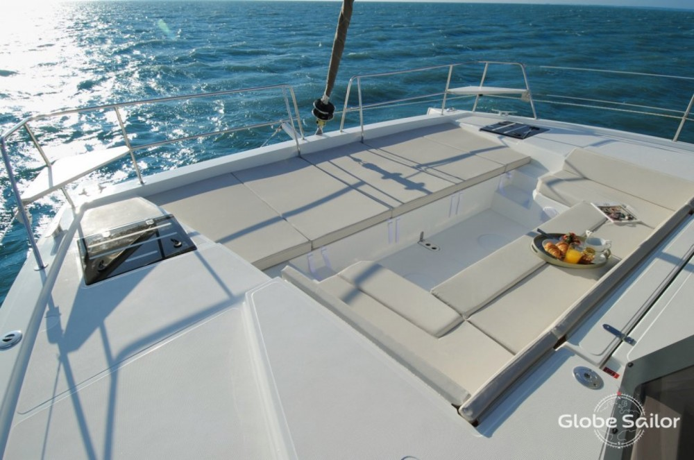 Rental Catamaran in Volos - Bali Catamarans Bali 4.1