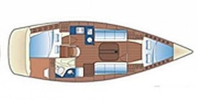 Boat rental Bavaria Bavaria 35 Match in Volos on Samboat
