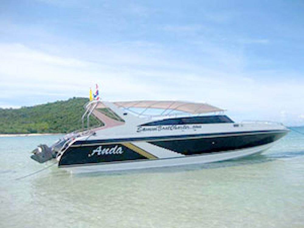 Rental yacht Ko Samui - Thailand Thai37 on SamBoat
