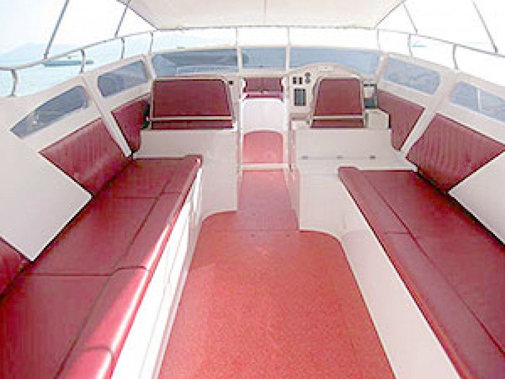 Hire Motor boat with or without skipper Thailand Ko Samui