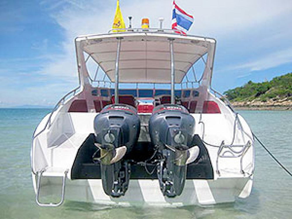 Boat rental Ko Samui cheap Thai37