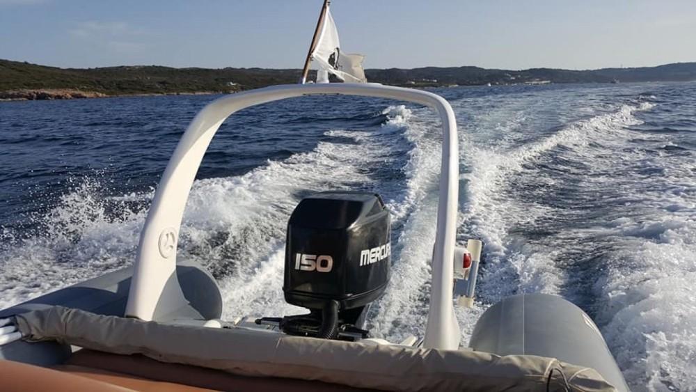 Boat rental Saint-Florent cheap Medline II