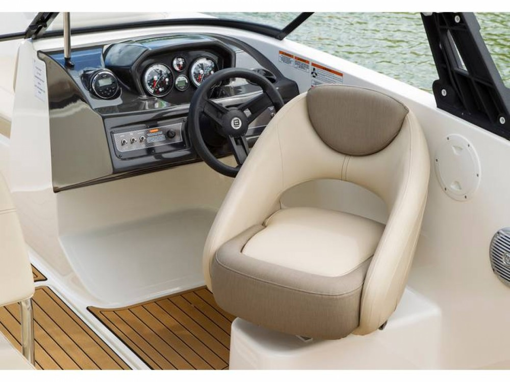Hire Motorboat with or without skipper Bayliner Mandelieu-la-Napoule