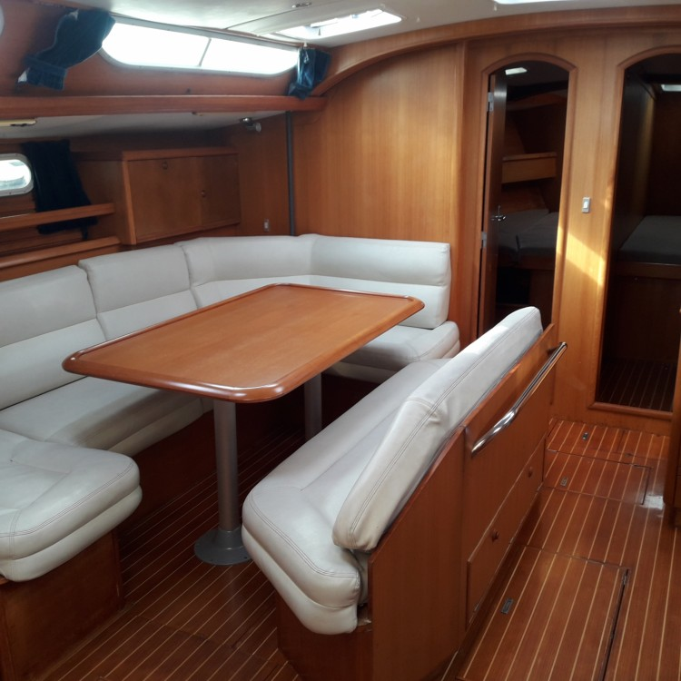 Jeanneau Sun Odyssey 52.2 between personal and professional