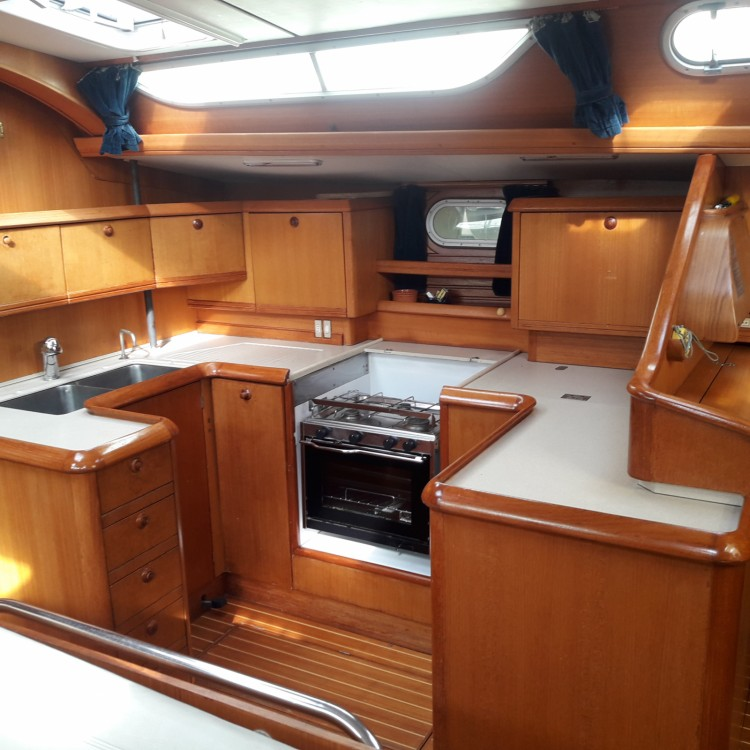 Boat rental Jeanneau Sun Odyssey 52.2 in  on Samboat