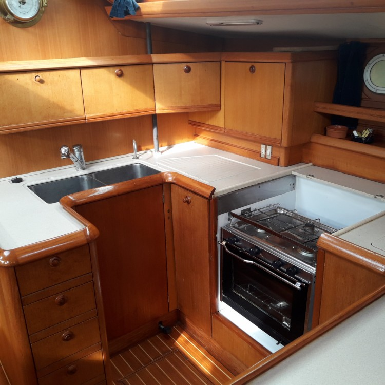 Rental Sailboat in  - Jeanneau Sun Odyssey 52.2