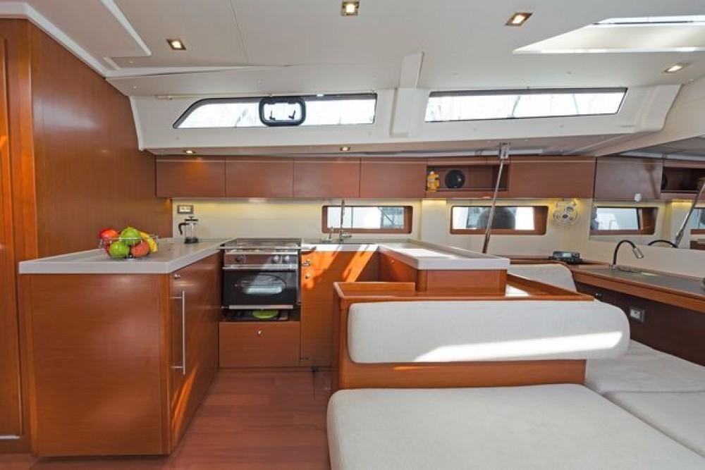 Boat rental Nafplio cheap Oceanis 51.1