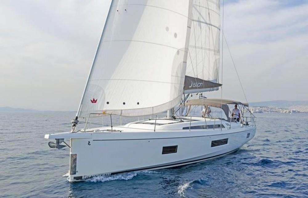 Bénéteau Oceanis 51.1 between personal and professional Nafplio