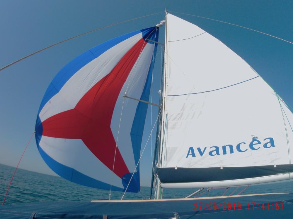 Boat rental Le Grau-du-Roi cheap Sun Odyssey 50 DS
