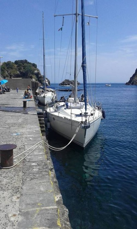 Boat rental Jeanneau Sun Odyssey 42.2 in Catania on Samboat