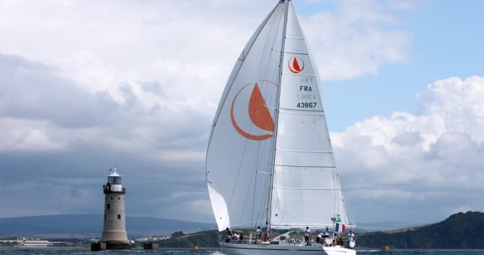 Devonport-Yachts-Ltd Challenge 67 between personal and professional Pointe-à-Pitre