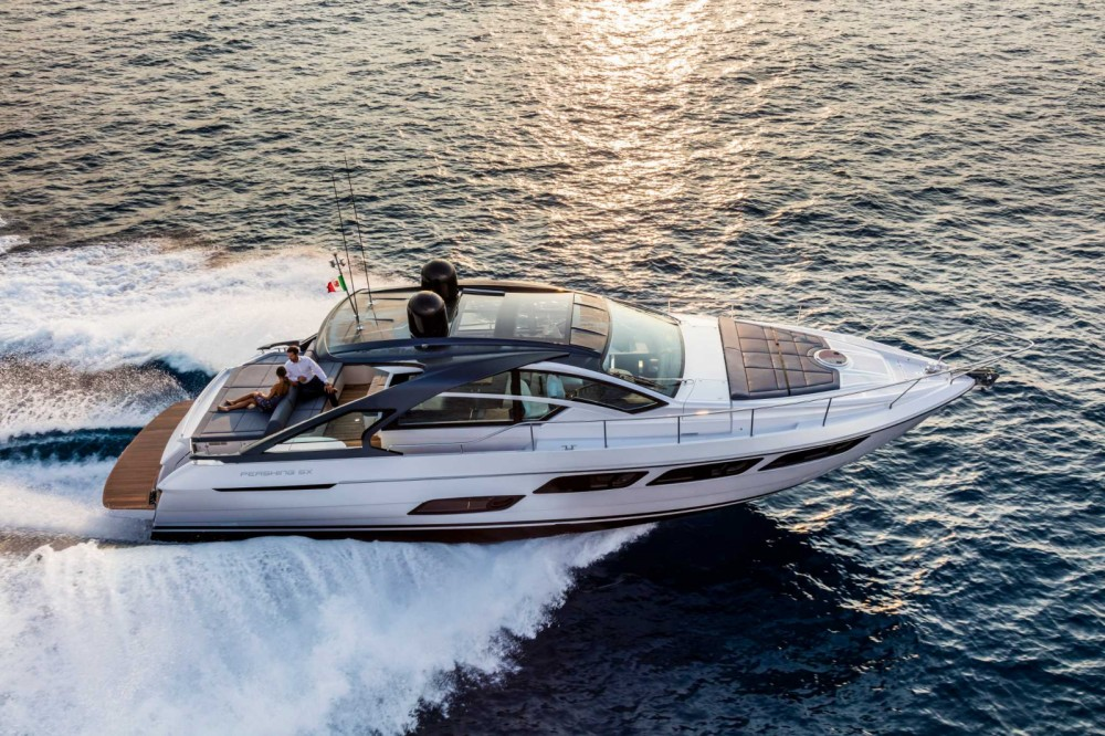 Pershing Pershing 5x between personal and professional Saint-Tropez