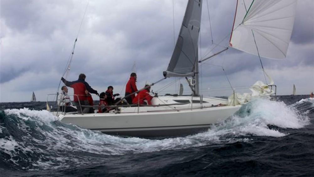 Boat rental Quiberon cheap Grand Surprise