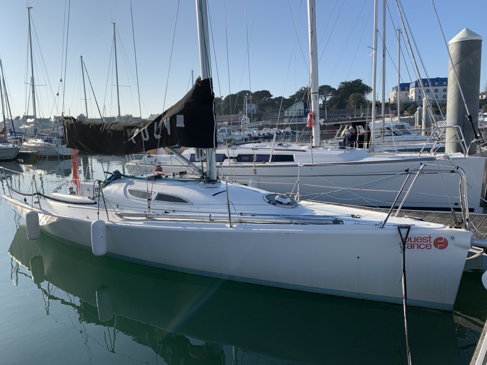 Hire Sailboat with or without skipper Archambault Quiberon