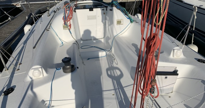Rental Sailboat in Quiberon - Archambault Grand Surprise