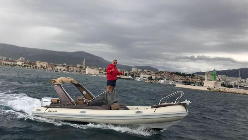 Rental yacht Split - Baracuda Shark bf23 on SamBoat